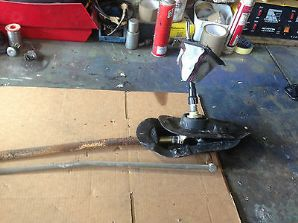 peugeot 205 1.6 / 1.9 phase 1 gear linkages rare !!!
